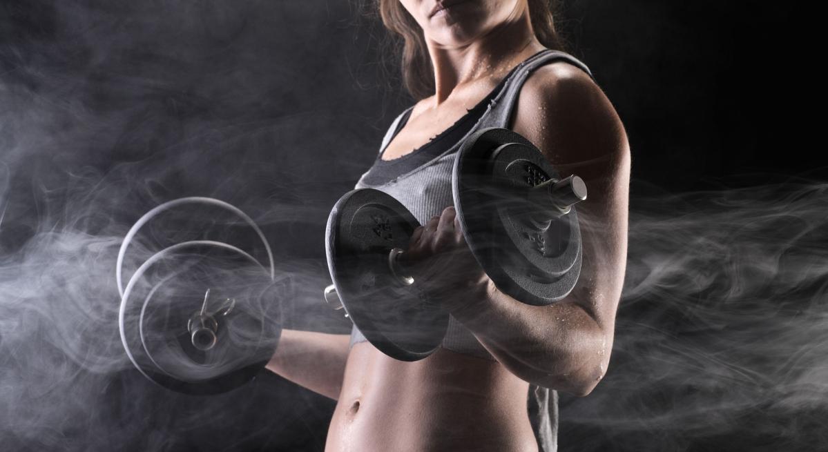 Die Muskeln brauchen Zeit zum Regenerieren