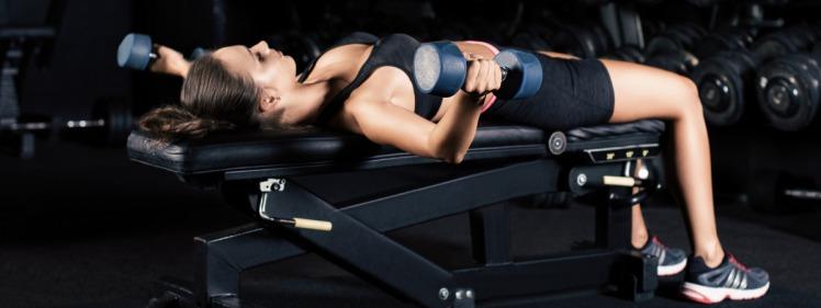 Mythos: Kraftsport ist nichts für Frauen