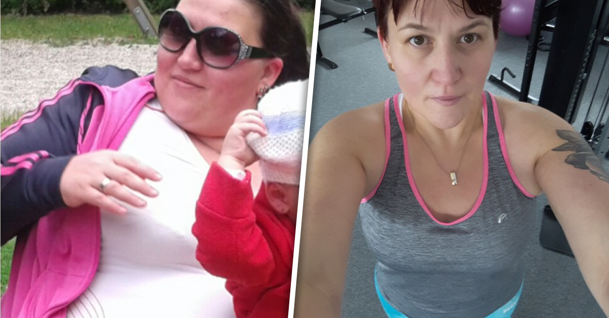 Wie Annamaria 56 kg abgenommen hat und zur Ernährungsberaterin wurde