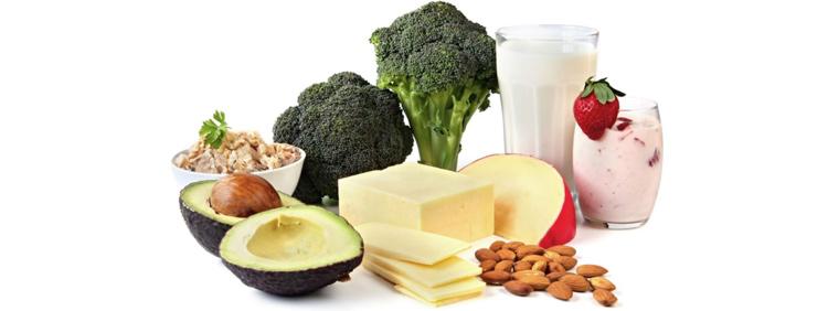 Welche Lebensmittel enthalten Vitamin D?