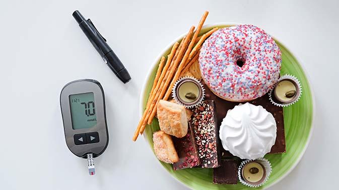 Einige Lebensmittel lassen den Blutzucker deutlich schneller in die Höhe schießen als andere.