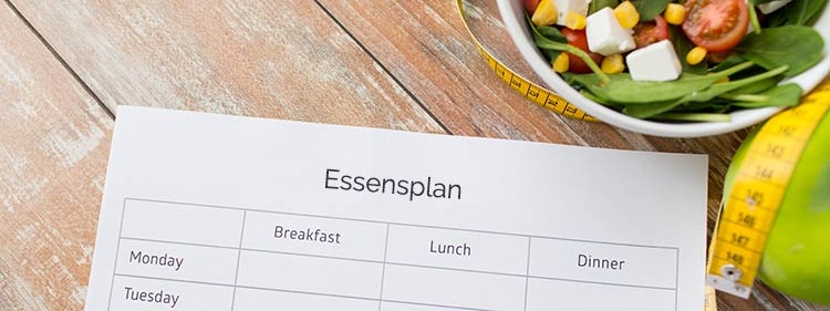 Meal Prep Sunday (+ Mealplanner) So planst du dein Essen optimal