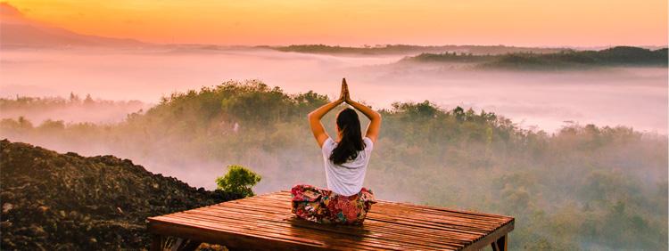 Wie läuft ein Yoga-Urlaub ab?