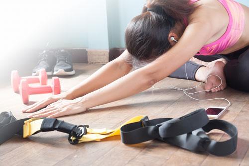 TRX Yoga das perfekte Ganzkörperworkout