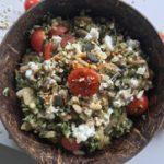 Herzhaftes Porridge Rezept