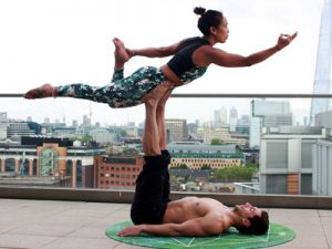 Acro Yoga Front Birf