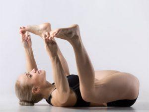 Ananda Yoga - Balasana
