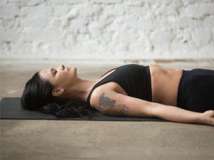 Sivananda Yoga - Savasana