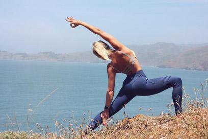 Yogalehrerin Evi in Südafrika