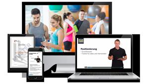 Fitnesstrainer B-Lizenz kostenlos testen