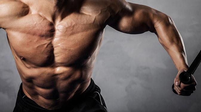 Wer in seiner Definitionsphase auf die richtige Ernährung und das richtige Training achtet, wird mit einem definierten Körper belohnt werden.