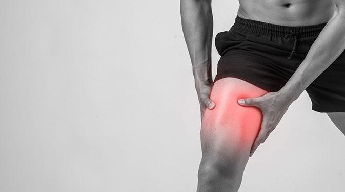 Muskelschwäche in Verbindung mit brennenden Schmerzen deuten auf eine Übersäuerung der Muskeln hin.