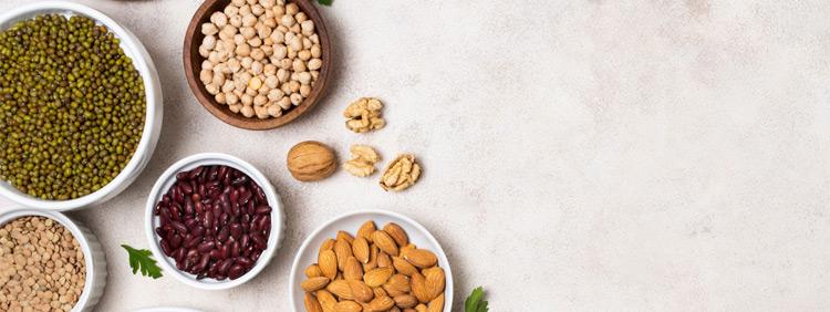 Das sind die besten veganen Proteinquellen