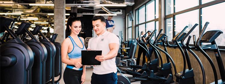 5 Fragen an einen Fitnesstrainer