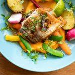 Low Carb Rezept mit Fisch