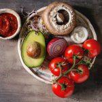 Low Carb Rezept mit Pilzen