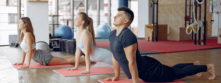 Yoga für Kraftsportler