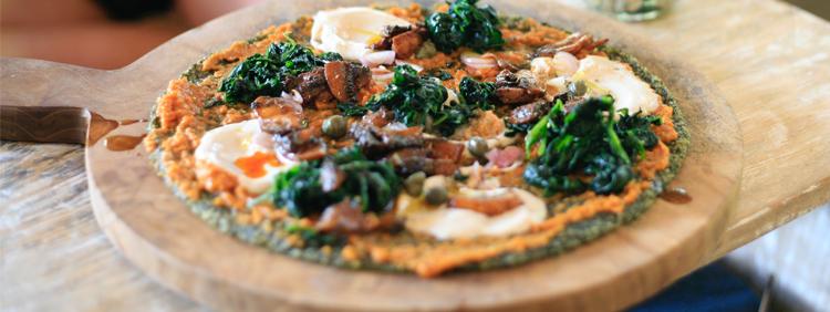 Low Carb Pizza und High Protein Pizza Rezepte