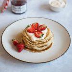Protein Pancakes Rezept ohne Proteinpulver