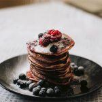 Schoko Protein Pancakes