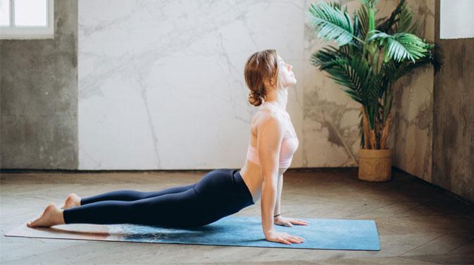 Hormon Yoga – Bringe deine Hormone mit Yoga in Balance