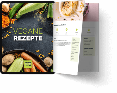 Vegane Rezepte im E-Book