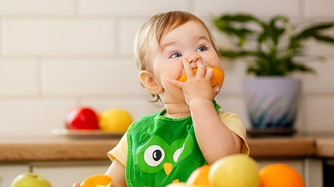 Welche Lebensmittel sind für Kleinkinder geeignet und gehören in eine gesunde Ernährungsweise?