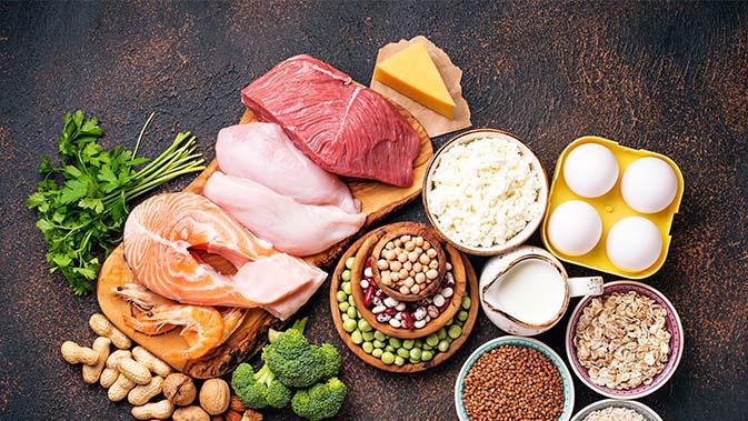 Unsere Muskeln benötigen ausreichend Proteine, um wachsen zu können. Die Ernährung ist daher beim Muskelaufbau ebenso wichtig wie das Training.