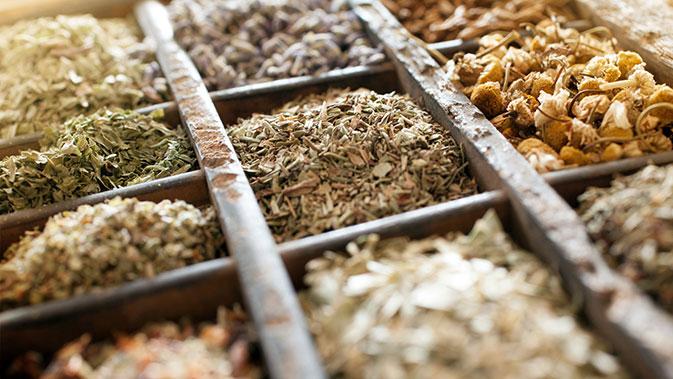 In der ayurvedischen Ernährung werden Gewürze besonders wegen ihrer heilsamen Kräfte genutzt.